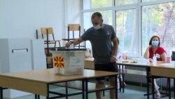 Severna Makedonija: Bez maske nema glasanja