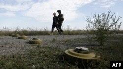 Разминирование Чечни остается все еще актуальным для саперов