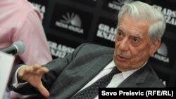 Mario Vargas Llosa, 2015