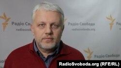 Павло Шеремет, журналіст «Української правди» в студії Радіо Свобода