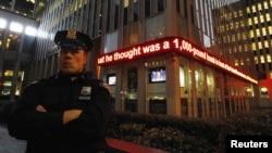 Ոստիկանության սպան Նյու Յորքում, արխիվ