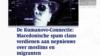 Сторијата за кумановската мрежа на сајтот Њузкечер