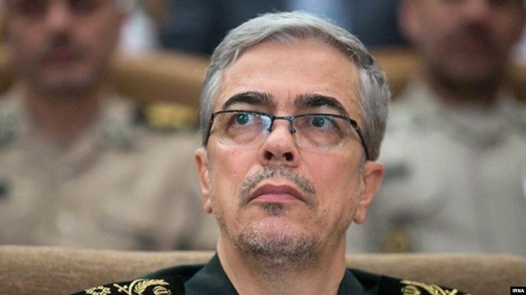 محمد باقری، رئیس ستاد کل نیروهای مسلح ایران