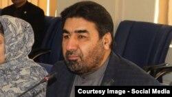 نجیب الله احمدزی رئیس کمیسیون مستقل انتخابات افغانستان