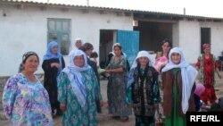 Tajikistan - Women in need, Tajikistan