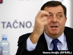 Milorad Dodik tokom debate