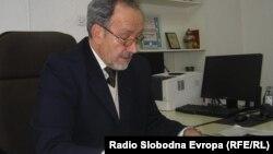Доктор Миодраг Панковски директор на Здравствениот дом во Куманово