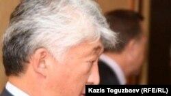 """Владимир Ким, """"Қазақмыс"""" компаниясының басшысы. Алматы, 12 қыркүйек 2010 жыл"""