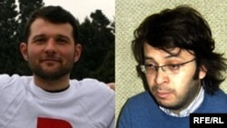 Adnan Hajizada and Emin Milli were arrested on July 8