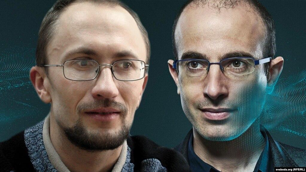 Пётра Рудкоўскі і Юваль Гарары