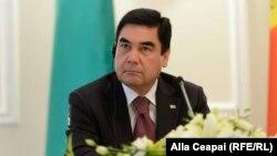 Гурбангулы Бердімұхамедов, Түркіменстан президенті
