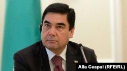 Presidenti i Turkmenistanit Gurbanguly Berdymukhammedov