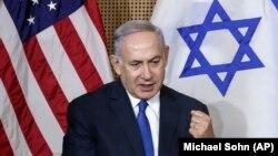 به گفته نتانیاهو، «جبهه مهمی در مبارزه با تهران در حال شکلگیری است».