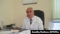 Насиб Гулиев, главный педиатр АР