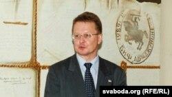 Опозиційний білоруський політик Вінцук Вячорка