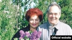 Сәкинә Шәймиева белән Миңтимер Шәймиев