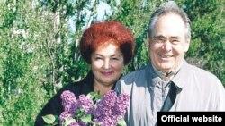 Сәкинә һәм Миңтимер Шәймиевлар (архив фотосы)