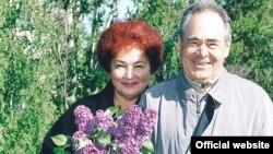 Миңтимер Шәймиев тормыш иптәше Сәкинә ханым белән