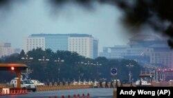 Tiananmen meydanı yaxınlığı