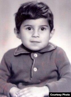 Həmid Herisçinin uşaqlıq fotosu