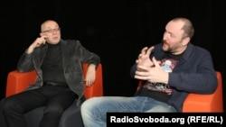 Сергій Проскурня (ліворуч) та Андрій Єрмоленко