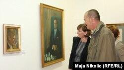 Izložba 'Josip Broz Tito u likovnim djelima', Tuzla, oktobar 2012.