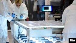 Отворање на фабрика за производство на фотоволтаични соларни модули и фотоволтаични термални модули