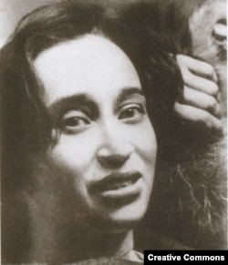 Nadejda Mandelştam, Osip Mandelştamın xanımı, 1923