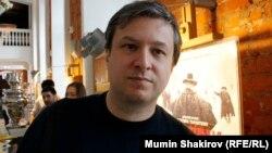 Кинокритик Антон Долин
