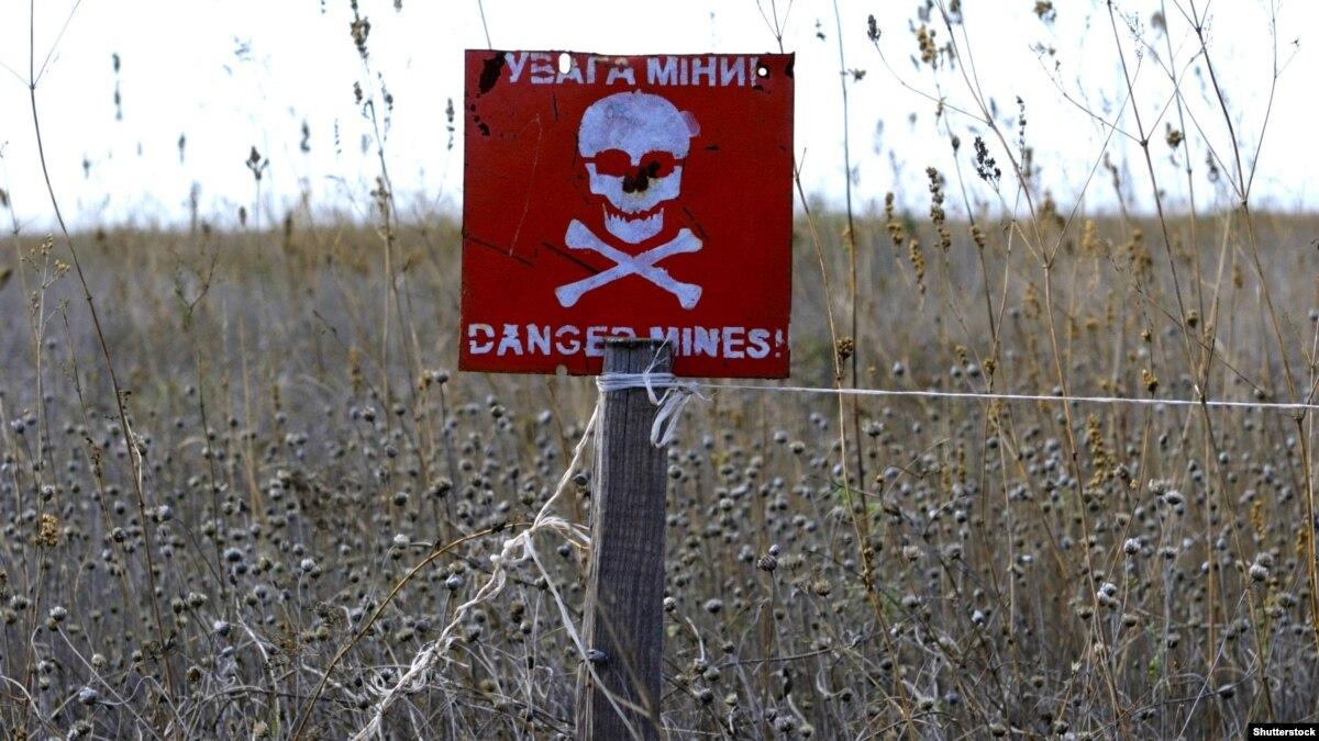 Із 2019 року на Донбасі знешкодили 390 вибухонебезпечних предметів – штаб ООС