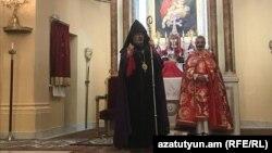 Թուրքիա - Պատարագ Ստամբուլի Սուրբ Վարդանանց հայկական եկեղեցում, արխիվ