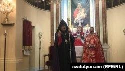Թուրքիա - Պատարագ Ստամբուլի Սուրբ Վարդանանց եկեղեցում, արխիվ