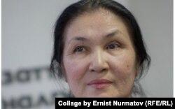 Бактыгүл Каламбекова.