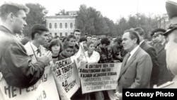Минтимер Шаймиев в 1990-е годы
