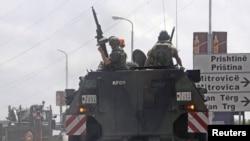 силите на КФОР во Косово