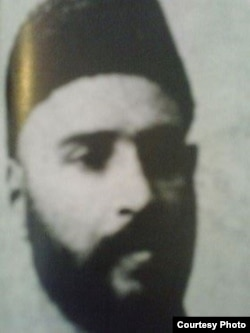 Seyid Əzim Şirvaninin oğlu Mircəfər.