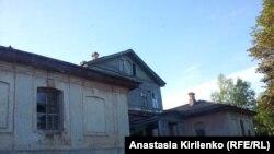 Дом Бороздиных