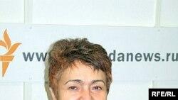 Sanobar Shermatova, independent journalist, 05Oct2006