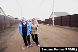 Елена Сухарева и Людмила Веселкова
