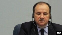 Павле Трајанов, претседател на Демократски сојуз.