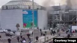Теракт в аэропорту Брюсселя Завентем