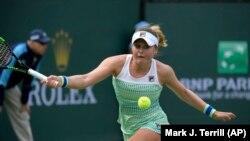 Українська тенісистка Катерина Козлова