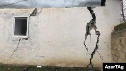 Последствия землетрясения в Агсуинском районе, 6 февраля 2019 г.