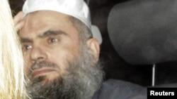 Абу Катада, радикальный исламский религиозный деятель.