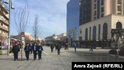 Prishtina, një ditë para shënimit të tetë vjetorit të pavarësisë