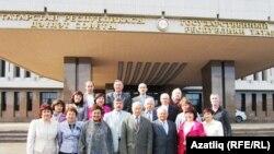Татар газеталарының баш мөхәррирләре
