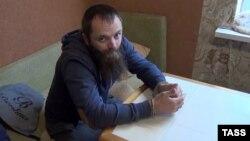 """Лидер движения """"Христианское государство"""" Александр Калинин (fрхивное фото)"""