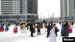 Пхеньян. Иллюстративное фото.