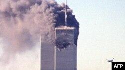 Теракт в Нью-Йорке, 11 сентября 2001 года.