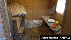 Временное жилье в бане